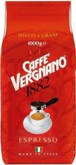 Vergnano Espresso szemes kávé, 1 kg