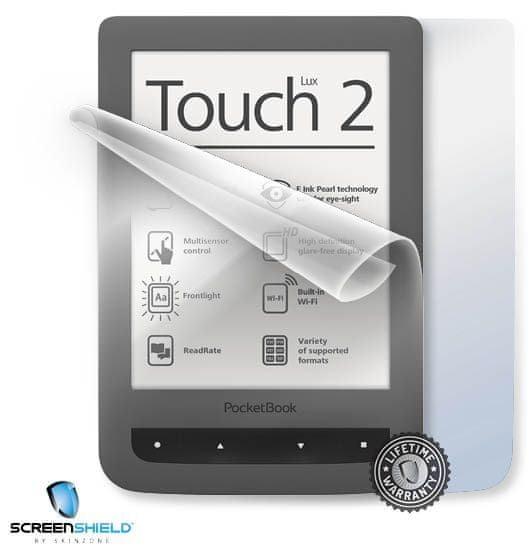 SCREENSHIELD ochranná fólie na celé tělo pro PocketBook 626 Touch Lux 2