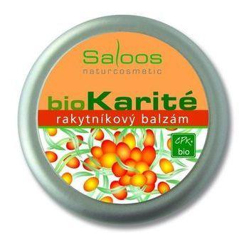 Saloos Bio Karité balzam Navadni rakitovec, 250 ml