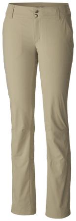 Columbia ženske hlače Saturday Trail, bež, 4