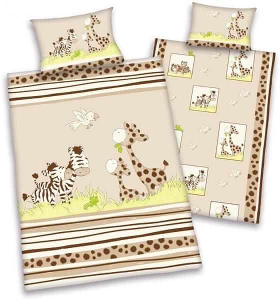 Herding Dětské povlečení safari