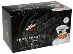 Vergnano 100% Arabica kávépárna, 72 db