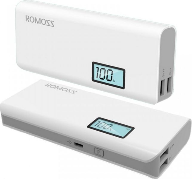 Romoss Solo 5 Plus powerbank 10000 mAh