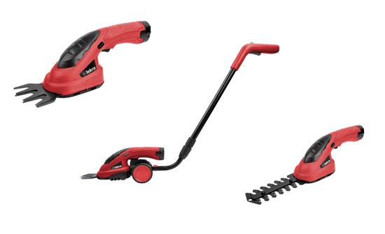 Iskra akumulatorske škare za travu i grmlje N0E-11ET-3.6