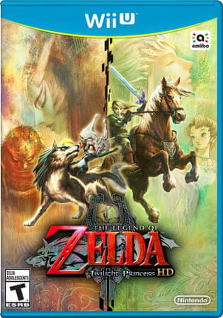 Nintendo The Legend of Zelda: Twilight Princess HD / WiiU