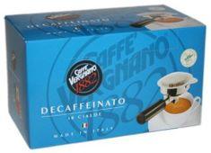Vergnano Decaffeinato kávépárna, 72 db