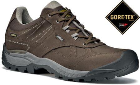 Asolo obuwie turystyczne Nailix GV MM Dark Brown/Dark Brown 9,5 (43,7)