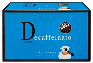 Vergnano Decaffeinato pods 6 x 18ks