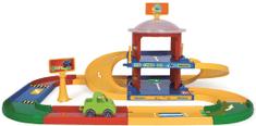 Wader Kid cars 3D garáž 2 poschodia 3,4 m