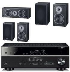 Yamaha HTR-4068 + Magnat Monitor Supreme 202 set, černá