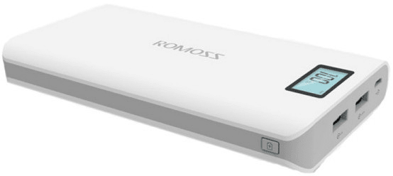 Romoss Solo 6 Plus powerbank 16000 mAh