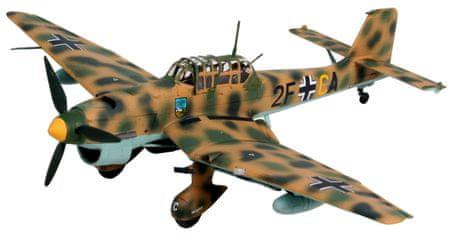 REVELL ModelKit 04620 Junkers Ju-87 B2/R2 1:72