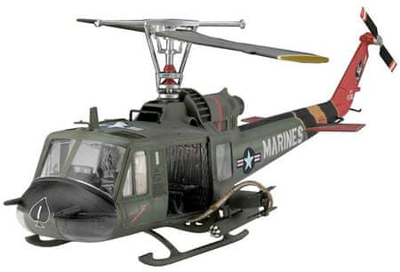 REVELL Helikopter 1:48 04476 Bell UH-1C/E Huey