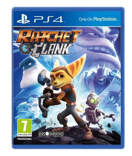 Sony Ratchet and Clank / PS4