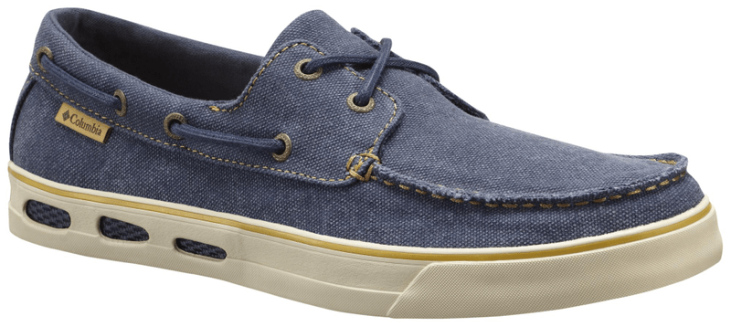 Columbia Vulc N Vent Boat Canvas Nocturnal/Dark Banana 43