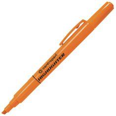 Zvýrazňovač 8722 ERGO oranžový