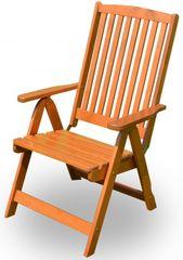 Rojaplast stol Holiday, lakiran