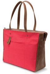 """HP Dámská taška 14"""" Canvas, červená/hnědá"""