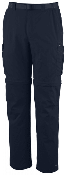 Columbia Silver Ridge Convertible Pant Abyss 34