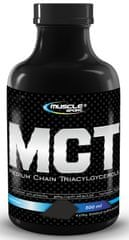 Musclesport MCT olej 500ml