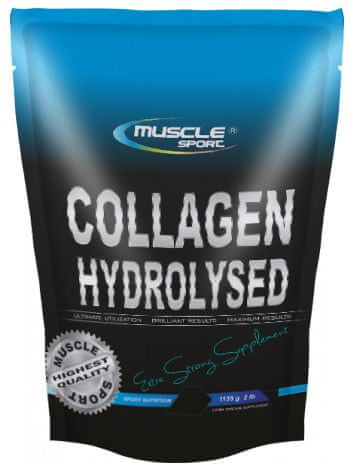 Musclesport Hydrolysed Collagen 1135g