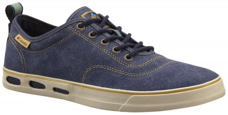 Columbia Vulc N Vent Lace Nocturnal/Dark Banana 43
