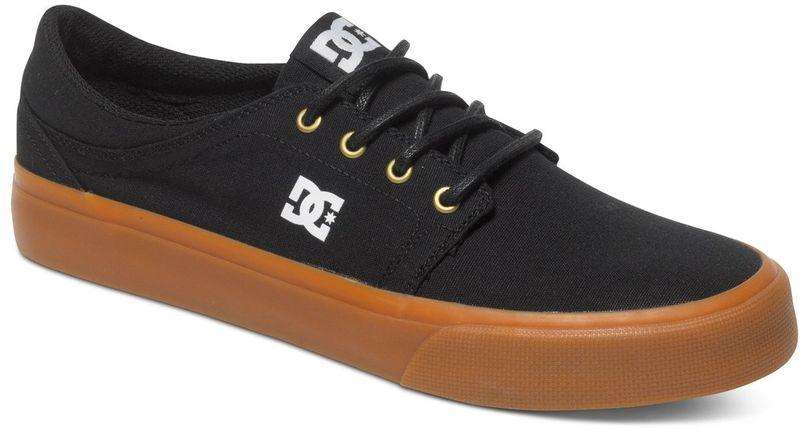 DC Trase Tx M Black/Gold 10,5 (44 EU)