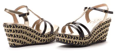 VITTI LOVE ženski sandali 39 črna