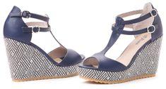 s.Oliver dámské sandály na klínu