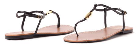 Polo Ralph Lauren ženski sandali Aimon 37 črna