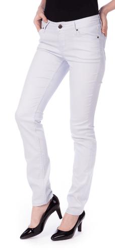 Mustang dámské jeansy Jasmin 26 32 modrá  428b113135