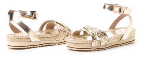 VITTI LOVE ženski sandali 36 zlata