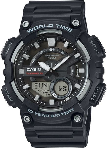 Casio Combination AEQ 110W-1A