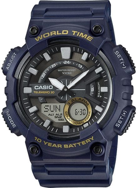 Casio Combination AEQ 110W-2A