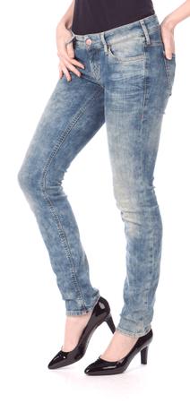 Mustang ženske kavbojke Gina 26/34 modra