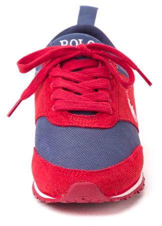 Polo Ralph Lauren pánské tenisky Ponteland 45 červená  c858dcfd781