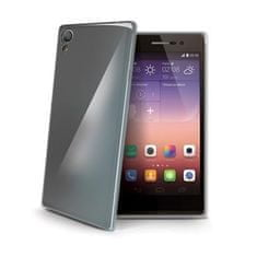 Celly Gelskin silikónový obal - Huawei P8 Lite, čirý