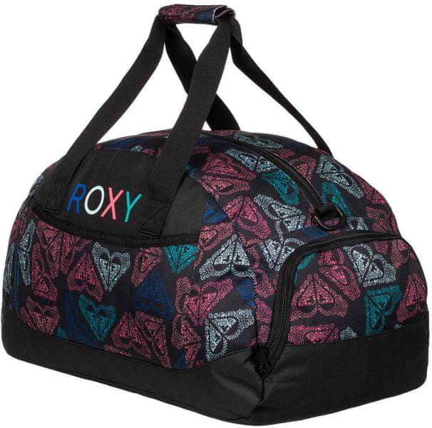 Roxy Sugar Me Up Interweave Logo Combo Pop Pink