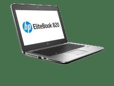 HP prenosnik EliteBook 820 G3 i5/8GB/256GB, Win7/10 Pro (T9X42EA)