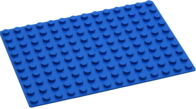 Hubelino Podložka na stavění 140 modrá