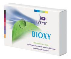 Eyeye soczewki miesięczne Bioxy - 6 sztuk