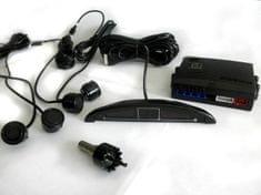 DEPO Auto Parts P686D4 Tolatóradar négyszenzoros LED kijelzővel