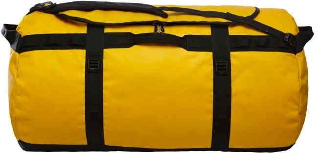 The North Face Base Camp Duffel XXL Summit Gold/Tnf Black OS
