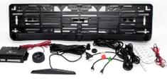 DEPO Auto Parts TP 08 Tolatóradaros rendszámtábla keret