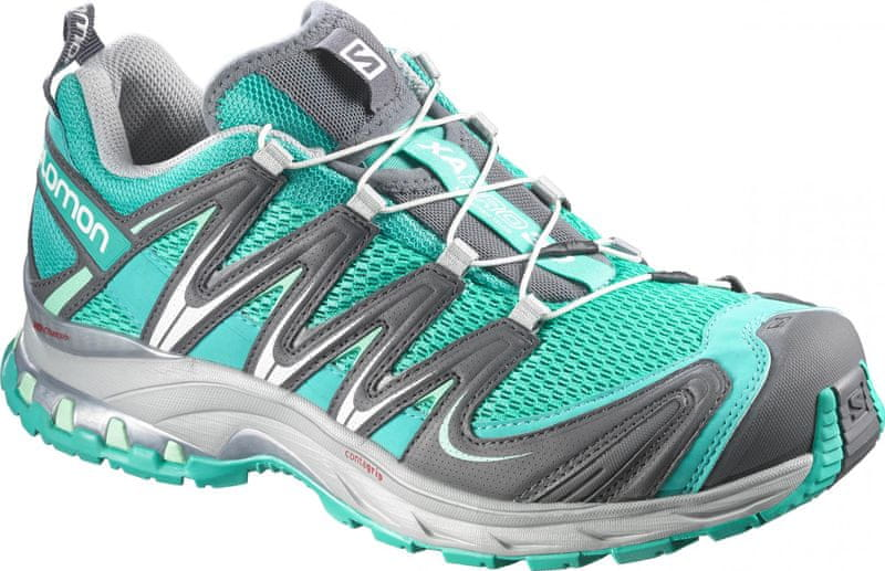 Salomon Xa Pro 3D W Teal Blue F/Dark Cloud/Lucite Green 39.3