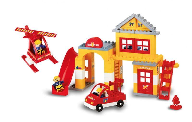 Unico Nová hasičská stanice