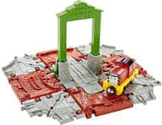 Mattel Kocka s traťami Salty