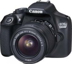 Canon EOS 1300D + 18-55 EF-S IS II