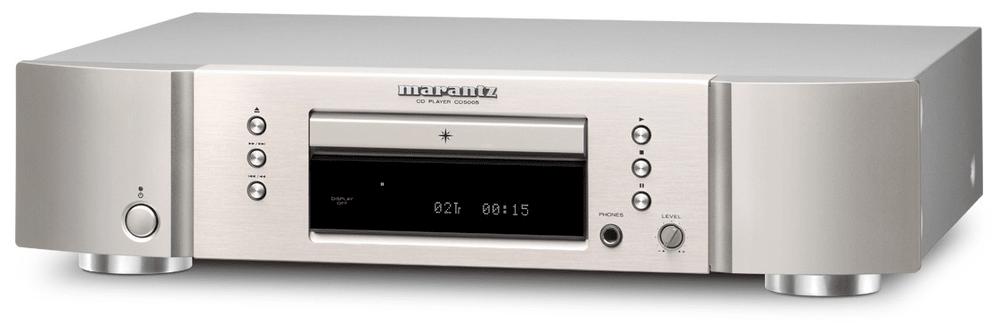 Marantz CD5005, stříbrná