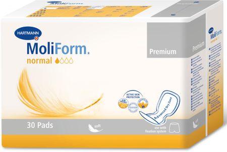 Hartmann vložki za inkontinenco MoliForm Premium Normal, 30 kosov